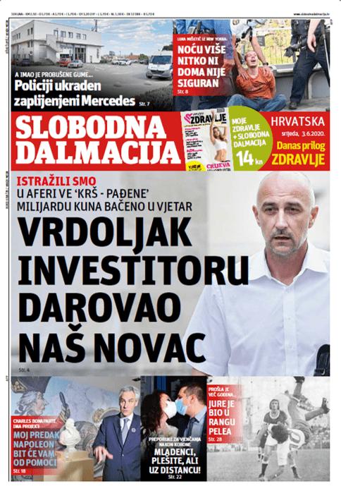 200602 interview CB Croatie cover