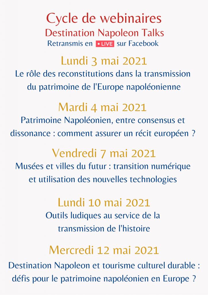 Copy of Destination Napoleon 6 European Week