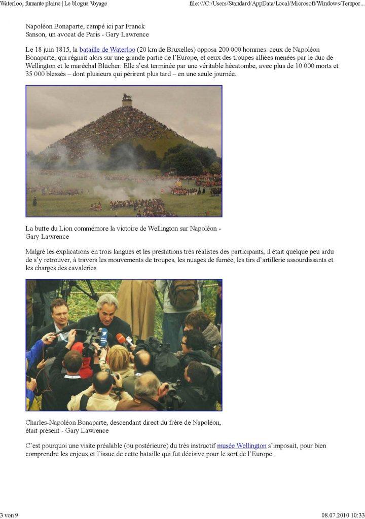 100618 Waterloo fumante plaine .. Seite 2