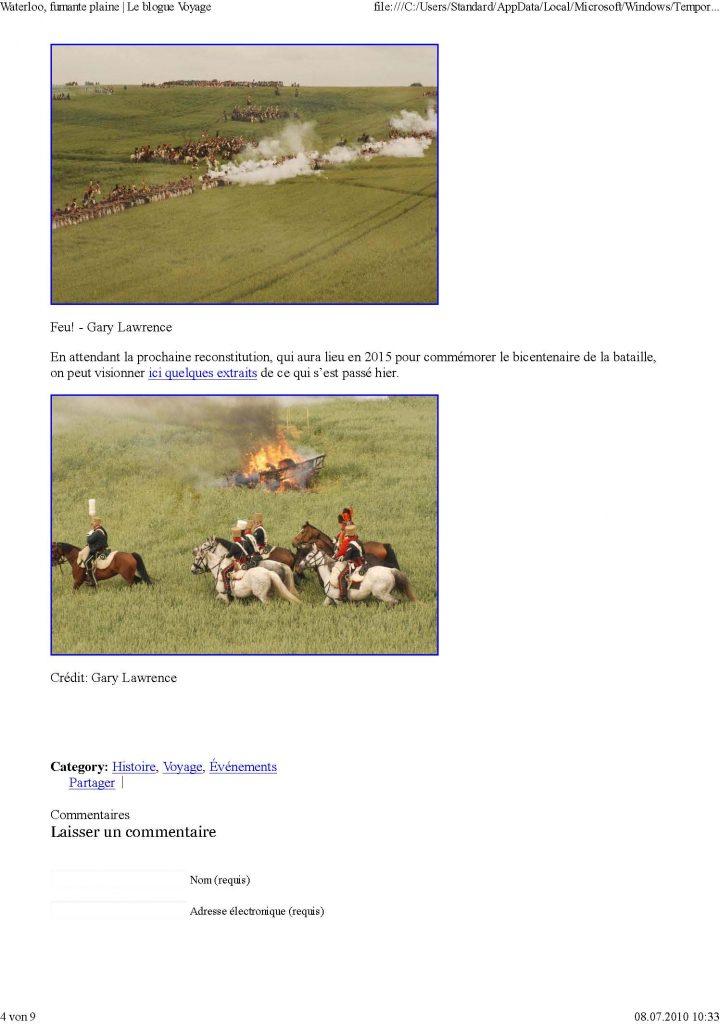 100618 Waterloo fumante plaine .. Seite 3